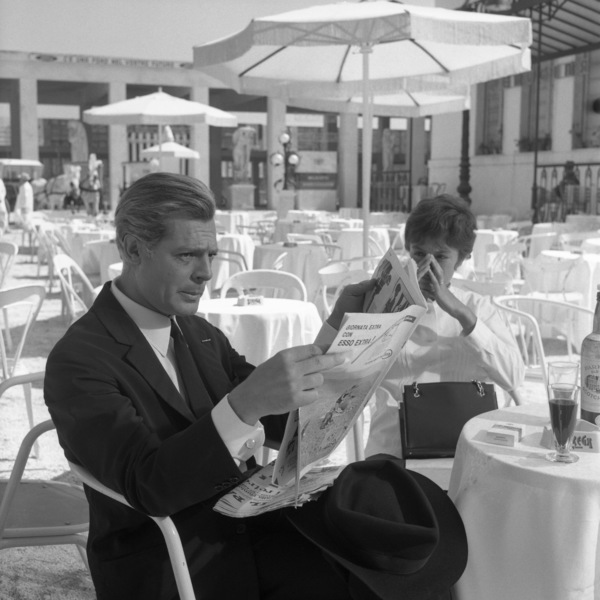 """8 1/2""Marcello Mastroianni, Anouk Aimee1963** I.V.C. - Image 22184_0034"