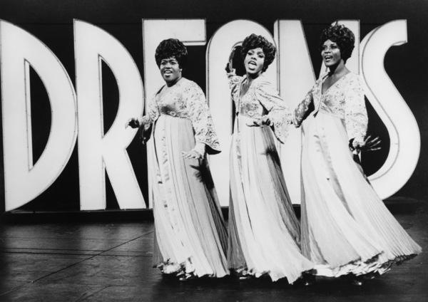 "Jennifer Holliday, Sheryl Lee Ralph and Loretta Devine in ""Dreamgirls"" (Stage version)1981** B.D.M. - Image 22196_0002"