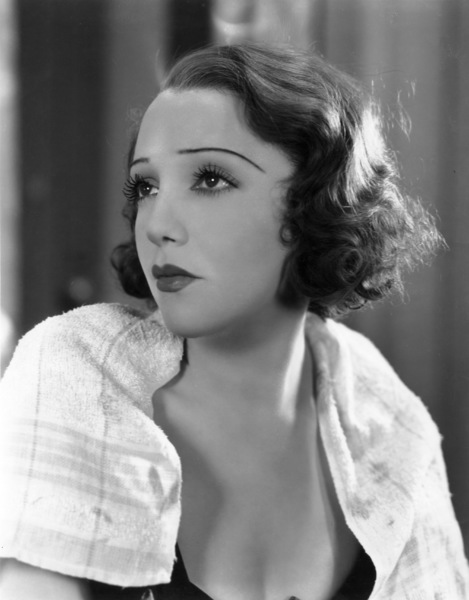 Bebe Daniels, c. 1933.Photo by Homer Van Pelt - Image 2250_0050