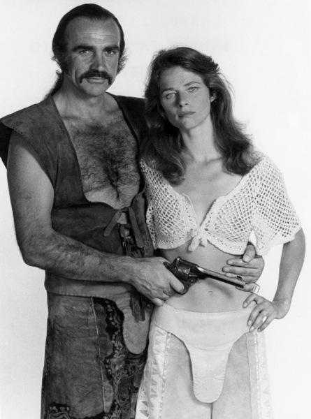 """Zardoz""Sean Connery, Charlotte Rampling1974 20th Century Fox** I.V. - Image 22515_0019"