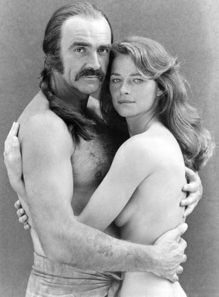 """Zardoz""Sean Connery, Charlotte Rampling1974 20th Century Fox** I.V. - Image 22515_0021"