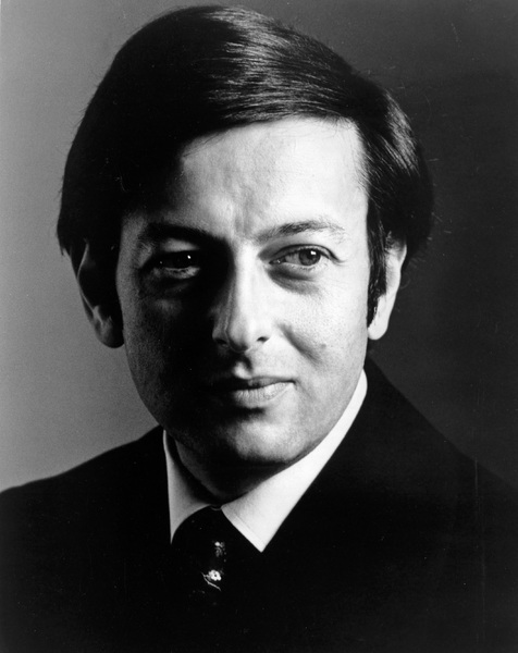 Composer and Conductor Andre Previn, I.V. - Image 22727_0303