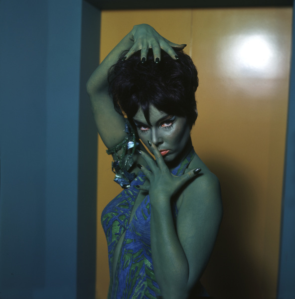"""Star Trek"" (Episode: ""Whom Gods Destroy"")Yvonne Craig1969** I.V. - Image 22727_0435"