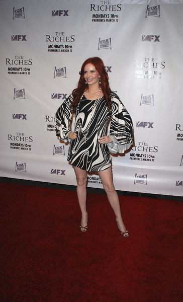 """The Riches"" (Premiere)Phoebe Price03-10-2007 / Zanuck Theatre / Los Angeles, CA / FX Network / Photo by Andrew Howick - Image 22955_0008"