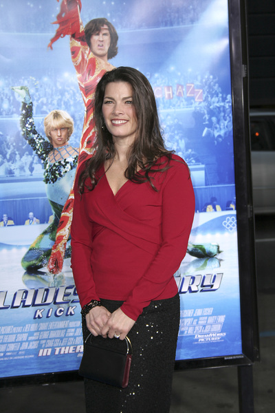 """Blades of Glory"" (Premiere) Nancy Kerrigan 3-28-2007 / Mann"