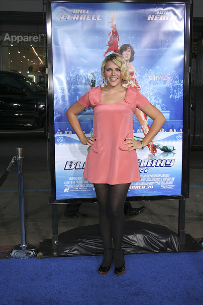 """Blades of Glory"" (Premiere) Busy Philipps 3-28-2007 / Mann"