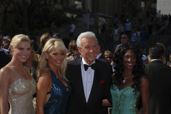 """""""The 34th Annual Daytime Emmy Awards""""Bob Barker06-15-2007 / Kodak Theatre / Hollywood, CA / Photo by Andrew Howick - Image 23100_0014"""