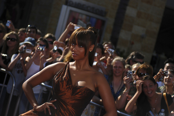 """""""The 34th Annual Daytime Emmy Awards""""Tyra Banks06-15-2007 / Kodak Theatre / Hollywood, CA / Photo by Andrew Howick - Image 23100_0027"""
