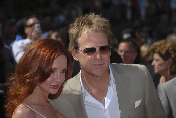 """The 34th Annual Daytime Emmy Awards""Kin Shriner06-15-2007 / Kodak Theatre / Hollywood, CA / Photo by Andrew Howick - Image 23100_0129"