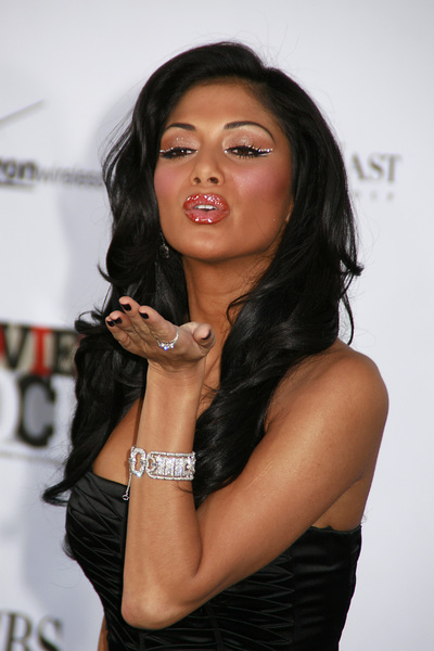 """Movies Rock: A Celebration of Music In Film""Nicole Scherzinger12-2-2007 / Kodak Theatre / Hollywood, CA / Photo by Max Rodeo - Image 23259_0012"