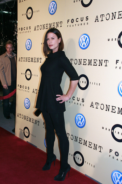 """Atonement"" (Premiere) Rhona Mitra 12-6-2007 / Academy of Motion Picture Arts and Sciences / Beverly Hills, CA / Focus Features / Photo by Max Rodeo - Image 23284_0026"