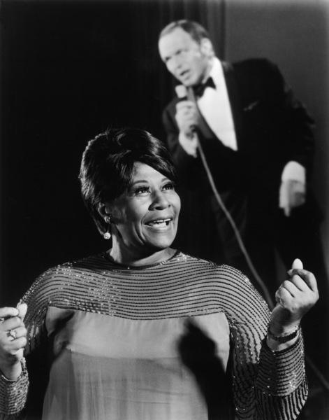 Frank Sinatra and Ella Fitzgeraldcirca 1960s** I.V.M. - Image 2353_0112