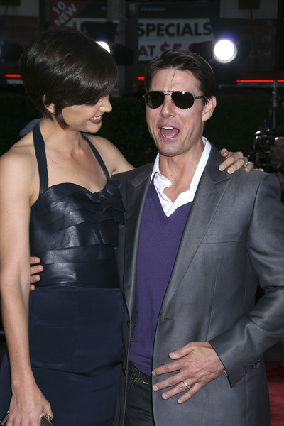 """""""Tropic Thunder"""" PremiereKatie Holmes, Tom Cruise 8-11-2008 / Mann Village Theater / Los Angeles, CA / Dreamworks / Photo by Max Rodeo - Image 23587_0006"""