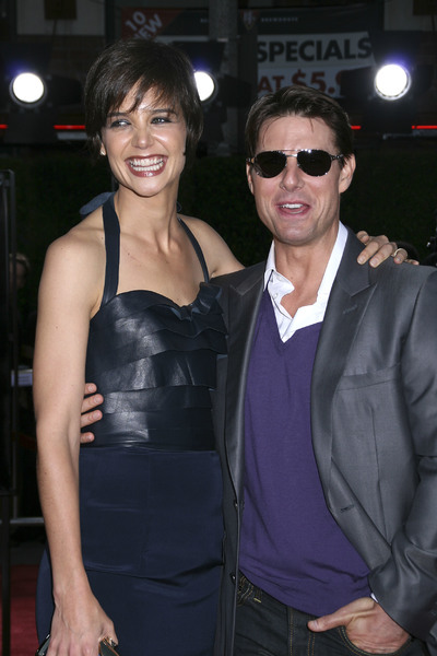 """Tropic Thunder"" PremiereKatie Holmes, Tom Cruise 8-11-2008 / Mann Village Theater / Los Angeles, CA / Dreamworks / Photo by Max Rodeo - Image 23587_0008"