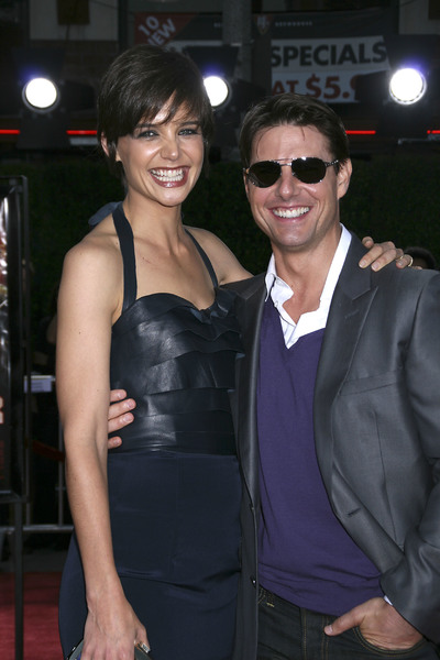 """""""Tropic Thunder"""" PremiereKatie Holmes, Tom Cruise 8-11-2008 / Mann Village Theater / Los Angeles, CA / Dreamworks / Photo by Max Rodeo - Image 23587_0009"""