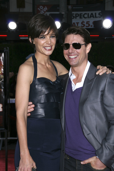 """Tropic Thunder"" PremiereKatie Holmes, Tom Cruise 8-11-2008 / Mann Village Theater / Los Angeles, CA / Dreamworks / Photo by Max Rodeo - Image 23587_0011"