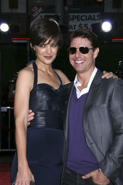 """Tropic Thunder"" PremiereKatie Holmes, Tom Cruise 8-11-2008 / Mann Village Theater / Los Angeles, CA / Dreamworks / Photo by Max Rodeo - Image 23587_0014"