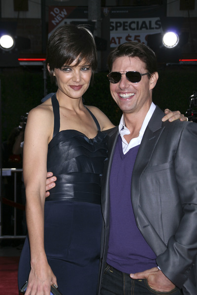 """""""Tropic Thunder"""" PremiereKatie Holmes, Tom Cruise 8-11-2008 / Mann Village Theater / Los Angeles, CA / Dreamworks / Photo by Max Rodeo - Image 23587_0015"""