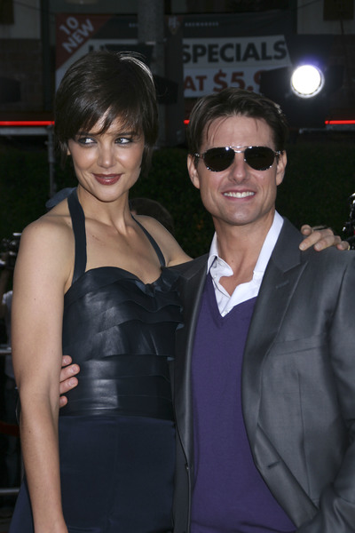 """Tropic Thunder"" PremiereKatie Holmes, Tom Cruise 8-11-2008 / Mann Village Theater / Los Angeles, CA / Dreamworks / Photo by Max Rodeo - Image 23587_0021"