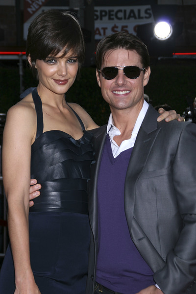 """Tropic Thunder"" PremiereKatie Holmes, Tom Cruise 8-11-2008 / Mann Village Theater / Los Angeles, CA / Dreamworks / Photo by Max Rodeo - Image 23587_0022"