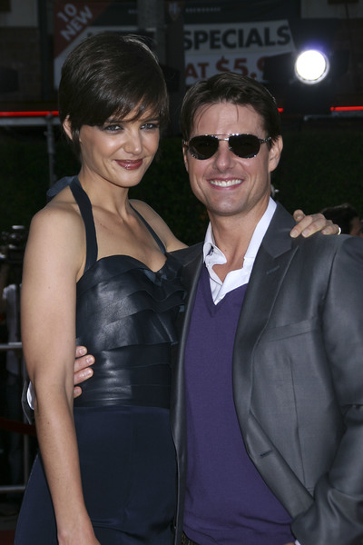 """Tropic Thunder"" PremiereKatie Holmes, Tom Cruise 8-11-2008 / Mann Village Theater / Los Angeles, CA / Dreamworks / Photo by Max Rodeo - Image 23587_0024"