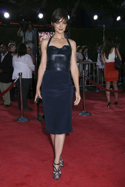 """""""Tropic Thunder"""" PremiereKatie Holmes8-11-2008 / Mann Village Theater / Los Angeles, CA / Dreamworks / Photo by Max Rodeo - Image 23587_0027"""