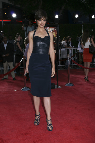 """""""Tropic Thunder"""" PremiereKatie Holmes8-11-2008 / Mann Village Theater / Los Angeles, CA / Dreamworks / Photo by Max Rodeo - Image 23587_0028"""