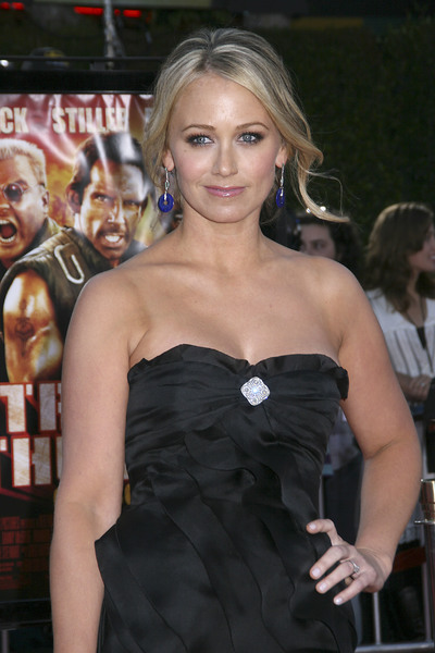 """""""Tropic Thunder"""" Premiere Christine Taylor 8-11-2008 / Mann Village Theater / Los Angeles, CA / Dreamworks / Photo by Max Rodeo - Image 23587_0046"""