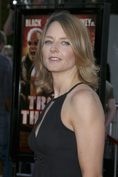 """Tropic Thunder"" Premiere Jodie Foster 8-11-2008 / Mann Village Theater / Los Angeles, CA / Dreamworks / Photo by Max Rodeo - Image 23587_0047"