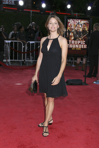"""""""Tropic Thunder"""" Premiere Jodie Foster 8-11-2008 / Mann Village Theater / Los Angeles, CA / Dreamworks / Photo by Max Rodeo - Image 23587_0049"""