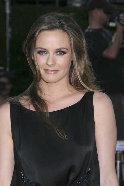 """""""Tropic Thunder"""" Premiere Alicia Silverstone 8-11-2008 / Mann Village Theater / Los Angeles, CA / Dreamworks / Photo by Max Rodeo - Image 23587_0050"""