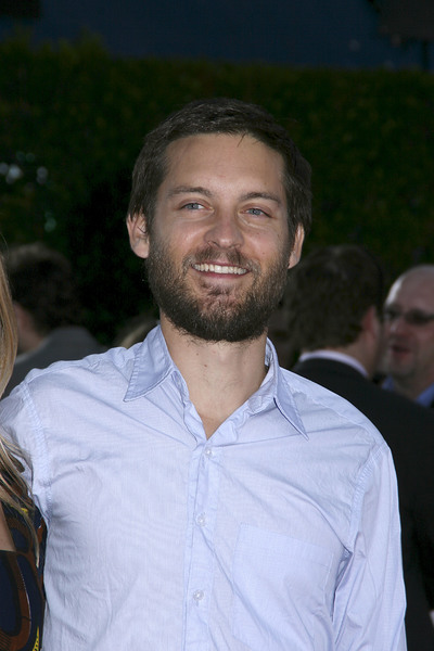 """""""Tropic Thunder"""" Premiere Tobey Maguire 8-11-2008 / Mann Village Theater / Los Angeles, CA / Dreamworks / Photo by Max Rodeo - Image 23587_0054"""