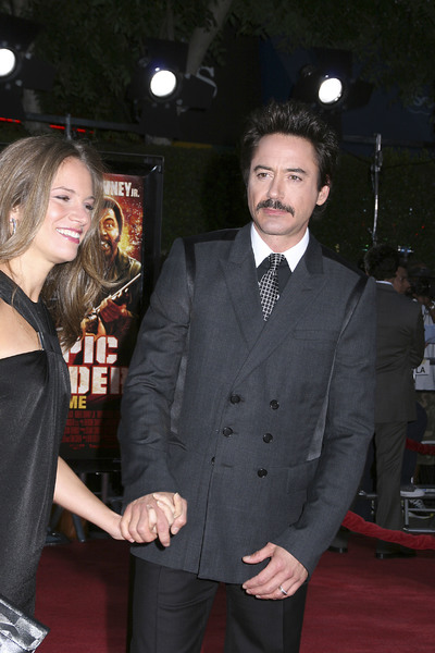 """Tropic Thunder"" Premiere Susan Downey, Robert Downey Jr.8-11-2008 / Mann Village Theater / Los Angeles, CA / Dreamworks / Photo by Max Rodeo - Image 23587_0066"
