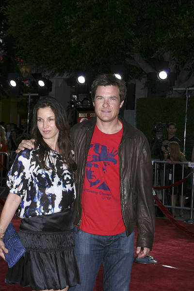 """Tropic Thunder"" Premiere Amanda Anka, Jason Bateman 8-11-2008 / Mann Village Theater / Los Angeles, CA / Dreamworks / Photo by Max Rodeo - Image 23587_0067"