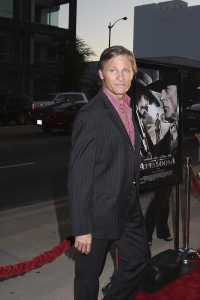 """Appaloosa"" PremiereViggo Mortensen 9-17-08 / The Academy Theatre / Beverly Hills, CA / New Line Cinema / Photo by Max Rodeo - Image 23611_0003"