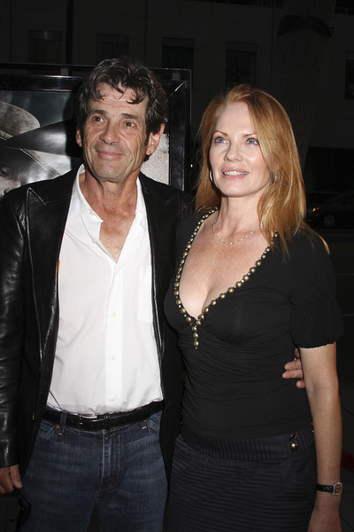 """""""Appaloosa"""" PremiereAlan Rosenberg, Marg Helgenberger 9-17-08 / The Academy Theatre / Beverly Hills, CA / New Line Cinema / Photo by Max Rodeo - Image 23611_0010"""