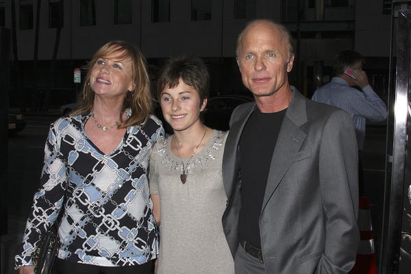 """Appaloosa"" PremiereAmy Madigan, Lily Harris, Ed Harris 9-17-08 / The Academy Theatre / Beverly Hills, CA / New Line Cinema / Photo by Max Rodeo - Image 23611_0013"