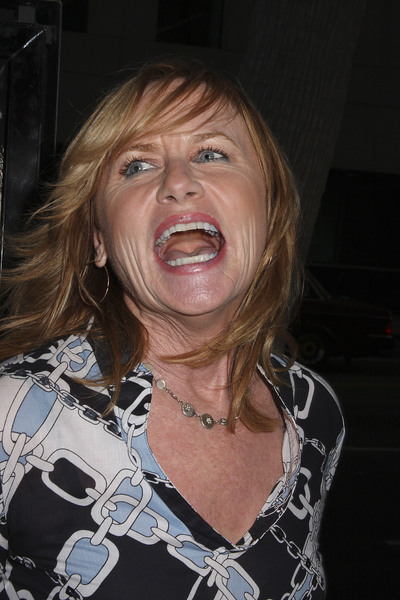 """""""Appaloosa"""" PremiereAmy Madigan 9-17-08 / The Academy Theatre / Beverly Hills, CA / New Line Cinema / Photo by Max Rodeo - Image 23611_0015"""