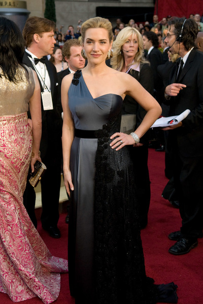 """""""The 81st Annual Academy Awards"""" (Arrivals)Kate Winslet02-22-2009Photo by Jon Didier © 2009 A.M.P.A.S. - Image 23704_0121"""