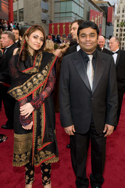 """The 81st Annual Academy Awards"" (Arrivals)A.R. Rahman02-22-2009Photo by Darren Decker © 2009 A.M.P.A.S. - Image 23704_0127"