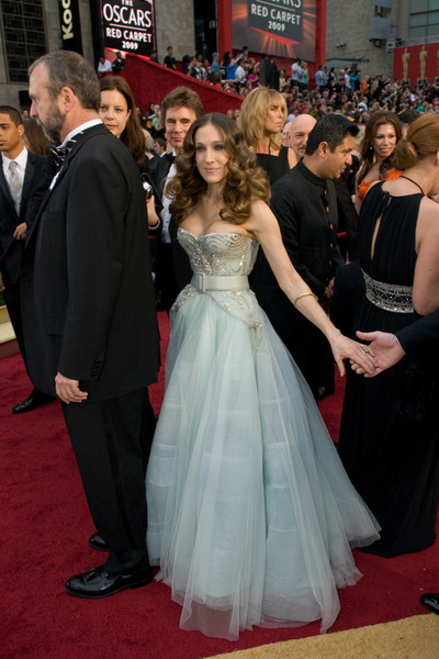 """The 81st Annual Academy Awards"" (Arrivals)Sarah Jessica Parker02-22-2009Photo by Jon Didier © 2009 A.M.P.A.S. - Image 23704_0150"