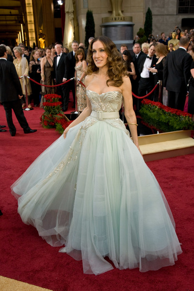 """The 81st Annual Academy Awards"" (Arrivals)Sarah Jessica Parker02-22-2009Photo by Jon Didier © 2009 A.M.P.A.S. - Image 23704_0152"