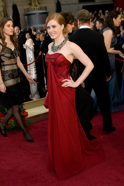 """The 81st Annual Academy Awards"" (Arrivals)Amy Adams02-22-2009Photo by Jon Didier © 2009 A.M.P.A.S. - Image 23704_0160"