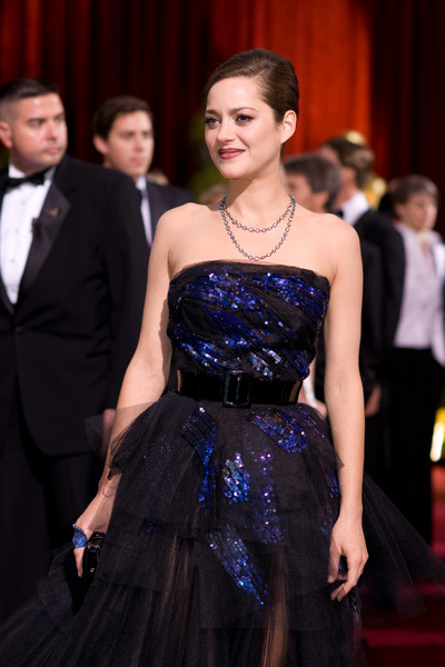 """""""The 81st Annual Academy Awards"""" (Arrivals)Marion Cotillard02-22-2009Photo by Armando Flores © 2009 A.M.P.A.S. - Image 23704_0181"""
