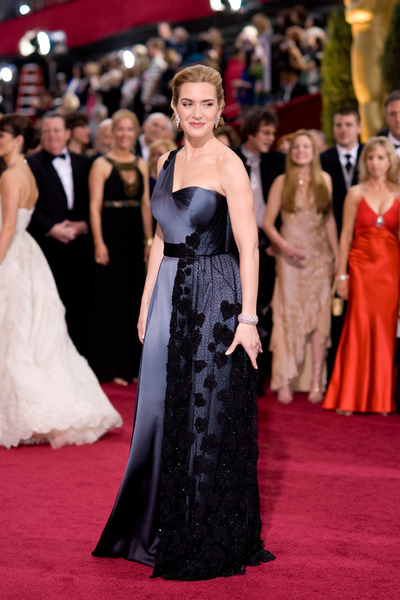 """""""The 81st Annual Academy Awards"""" (Arrivals)Kate Winslet02-22-2009Photo by Armando Flores © 2009 A.M.P.A.S. - Image 23704_0188"""