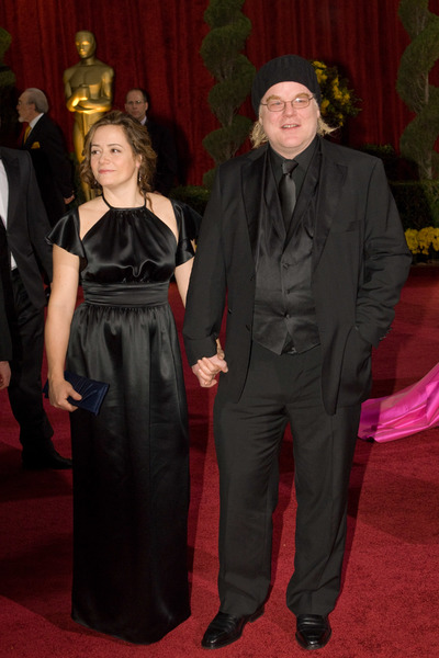 """The 81st Annual Academy Awards"" (Arrivals)Philip Seymour Hoffman02-22-2009Photo by Bryan Crowe © 2009 A.M.P.A.S. - Image 23704_0222"
