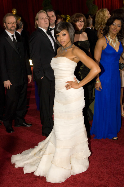 """The 81st Annual Academy Awards"" (Arrivals)Taraji P. Henson02-22-2009Photo by Bryan Crowe © 2009 A.M.P.A.S. - Image 23704_0248"