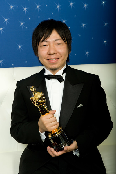"""""""The 81st Annual Academy Awards"""" (Backstage)Kunio Kato02-22-2009Photo by Todd Wawrychuk © 2009 A.M.P.A.S. - Image 23704_0266"""