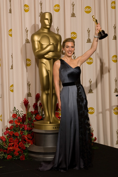 """""""The 81st Annual Academy Awards"""" (Press Room)Kate Winslet02-22-2009Photo by Bryan Crowe © 2009 A.M.P.A.S. - Image 23704_0305"""