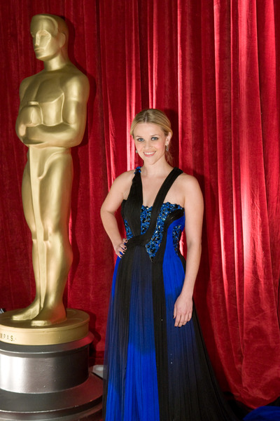 """""""The 81st Annual Academy Awards"""" (Backstage)Reese Witherspoon02-22-2009Photo by Ivan Vejar © 2009 A.M.P.A.S. - Image 23704_0385"""